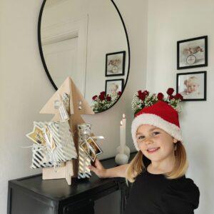 tisch model adventkalenderr